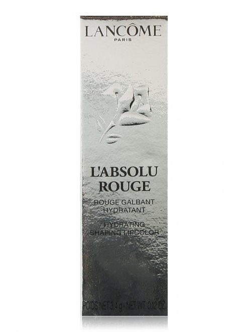 Помада 198 L'Absolu Rouge Lancome - Обтравка2