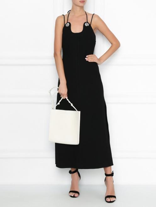 Платье прямого кроя без рукавов 3.1 Phillip Lim - Общий вид