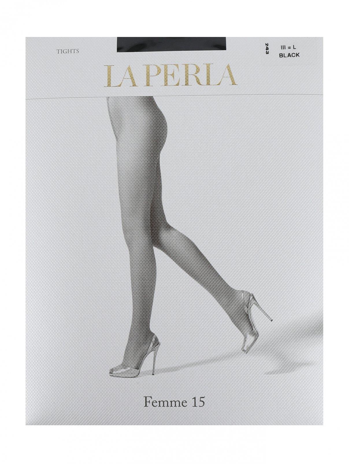 Однотонные колготки 15 DEN La Perla  –  Общий вид