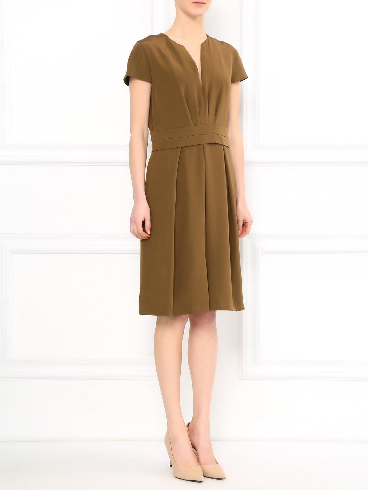 Платье из шелка Etro  –  Модель Общий вид