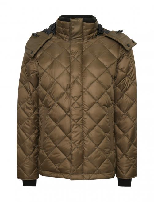 Куртка стеганая с капюшоном Canada Goose - Общий вид