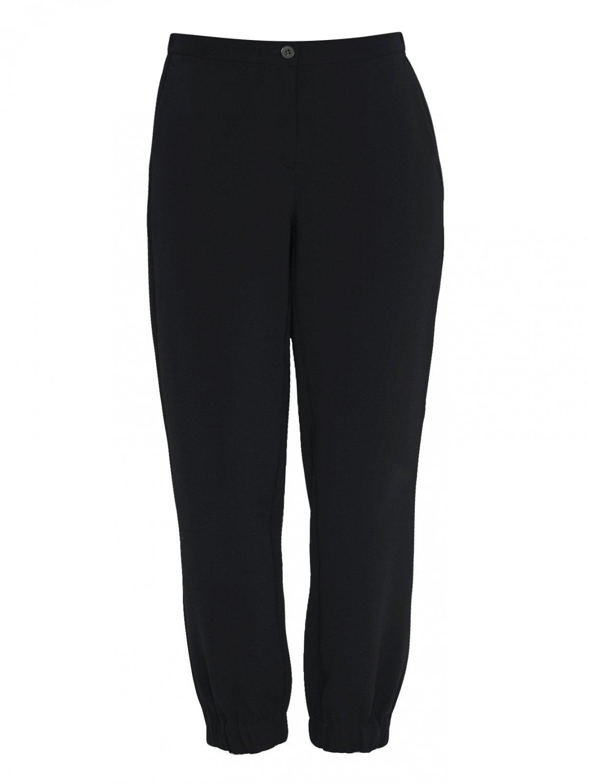 Укороченные брюки с карманами Marina Rinaldi  –  Общий вид