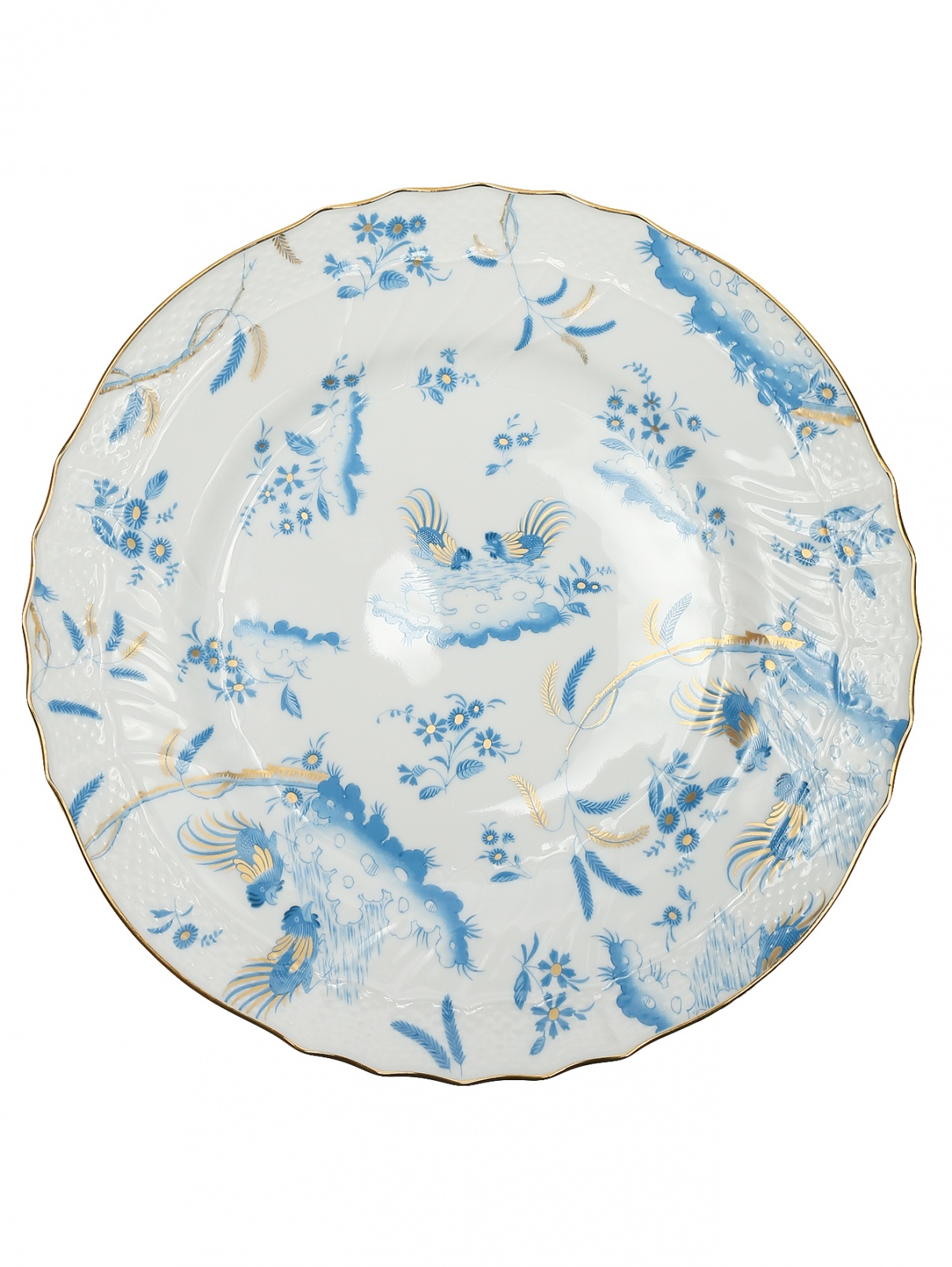 Тарелка обеденная Richard Ginori 1735  –  Общий вид