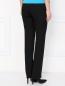 Прямые брюки из шерсти Moschino Boutique  –  Модель Верх-Низ1