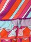 Купальник слитный с узором Emilio Pucci  –  Деталь