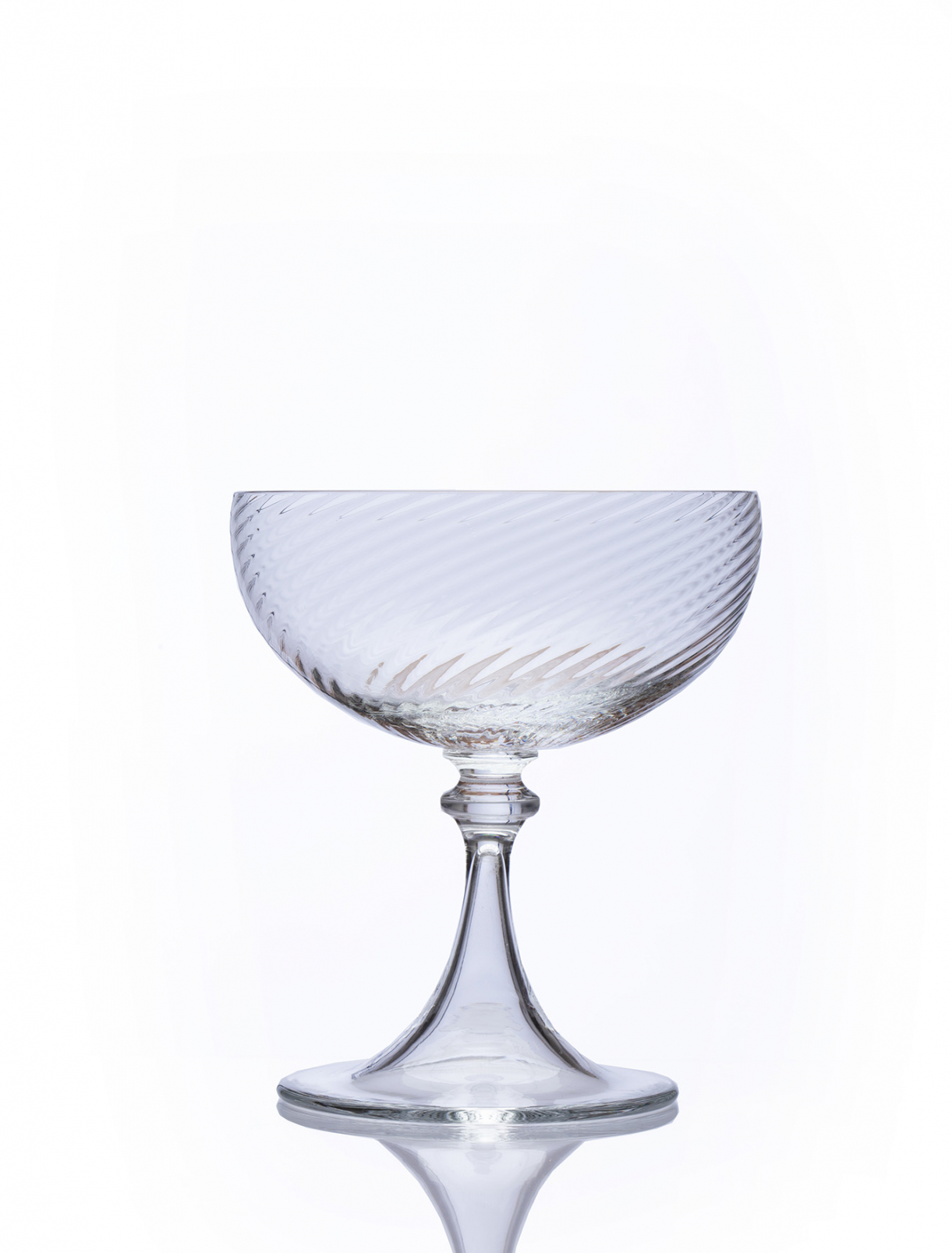 Чаша для шампанского, высота - 12,5, диаметр - 10,2 см NasonMoretti  –  Общий вид