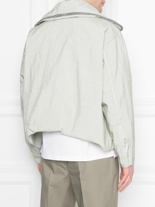 Куртка на молнии с подкладом Jil Sander - МодельВерхНиз1