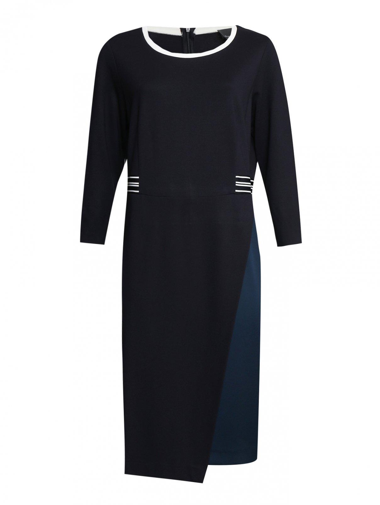 Платье миди из вискозы Persona by Marina Rinaldi  –  Общий вид