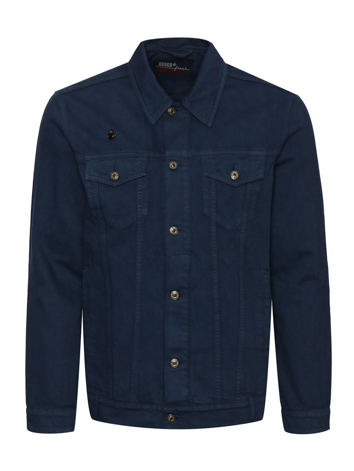 Куртка из денима Bosco Fresh  –  Общий вид