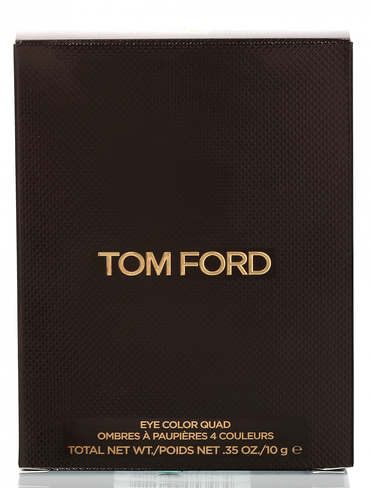 Четырехцветные тени - Disco dust, Makeup Tom Ford  –  Модель Общий вид