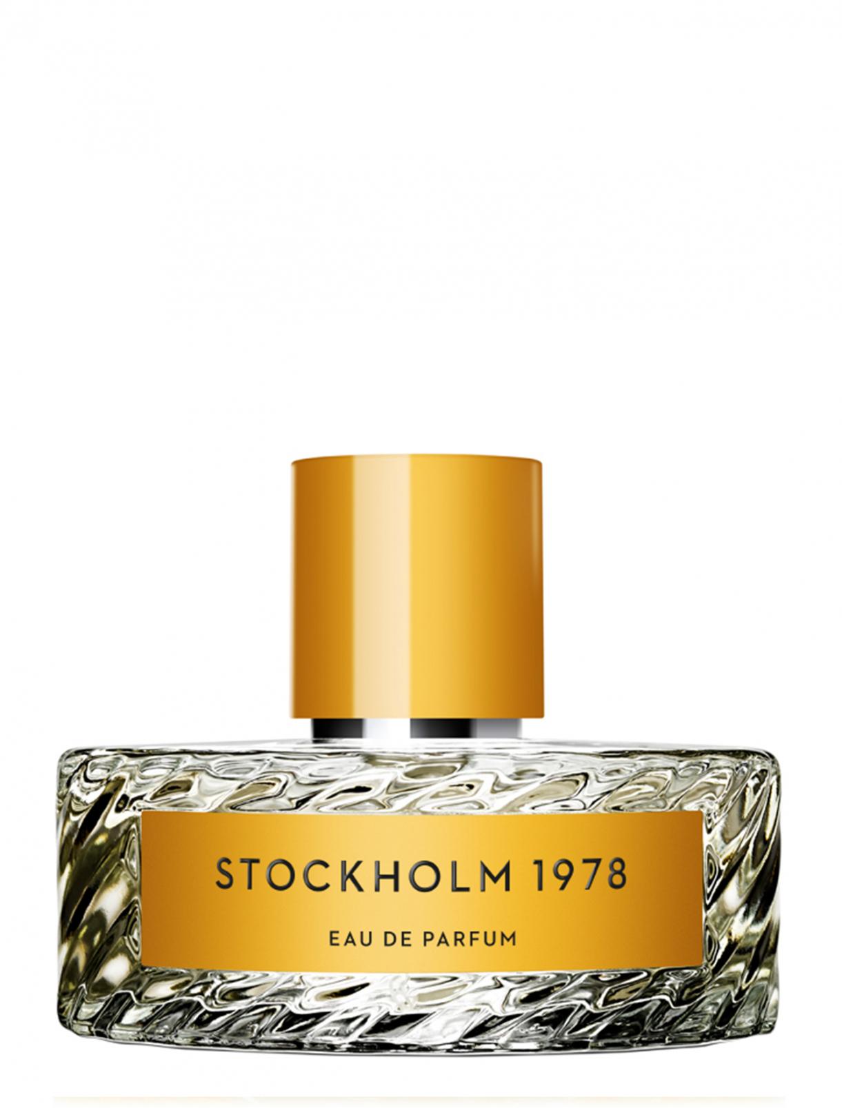 Парфюмерная вода 100 мл Stockholm 1978 Vilhelm Parfumerie  –  Общий вид