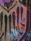 """Шарф из шерсти и шелка с узором """"пейсли"""" Etro  –  Деталь1"""