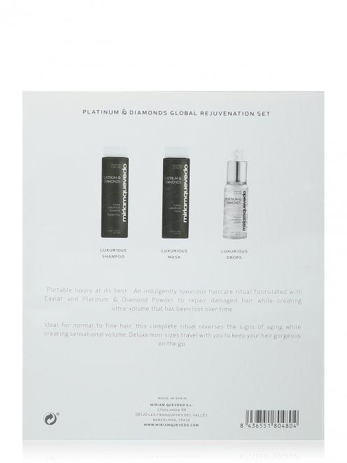 Набор-люкс для ультраобъема и блеска Extreme Caviar Miriamquevedo - Общий вид