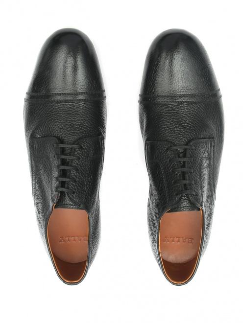 Туфли из кожи - Обтравка4