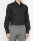 Рубашка из хлопка с узором Eton  –  МодельВерхНиз