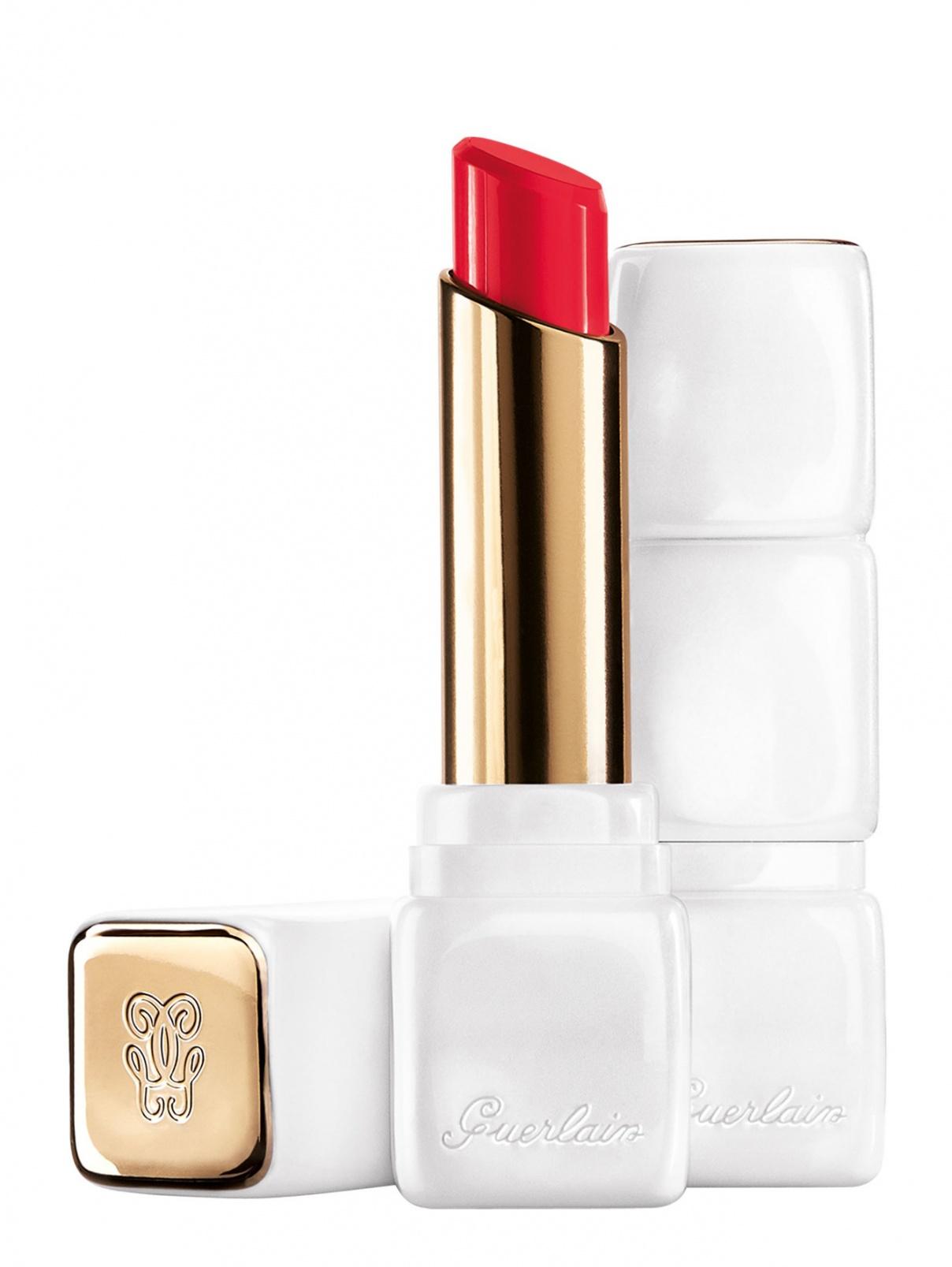 Бальзам для губ KissKiss, R330 Персиковый жемчуг, 2,8 г Guerlain  –  Общий вид