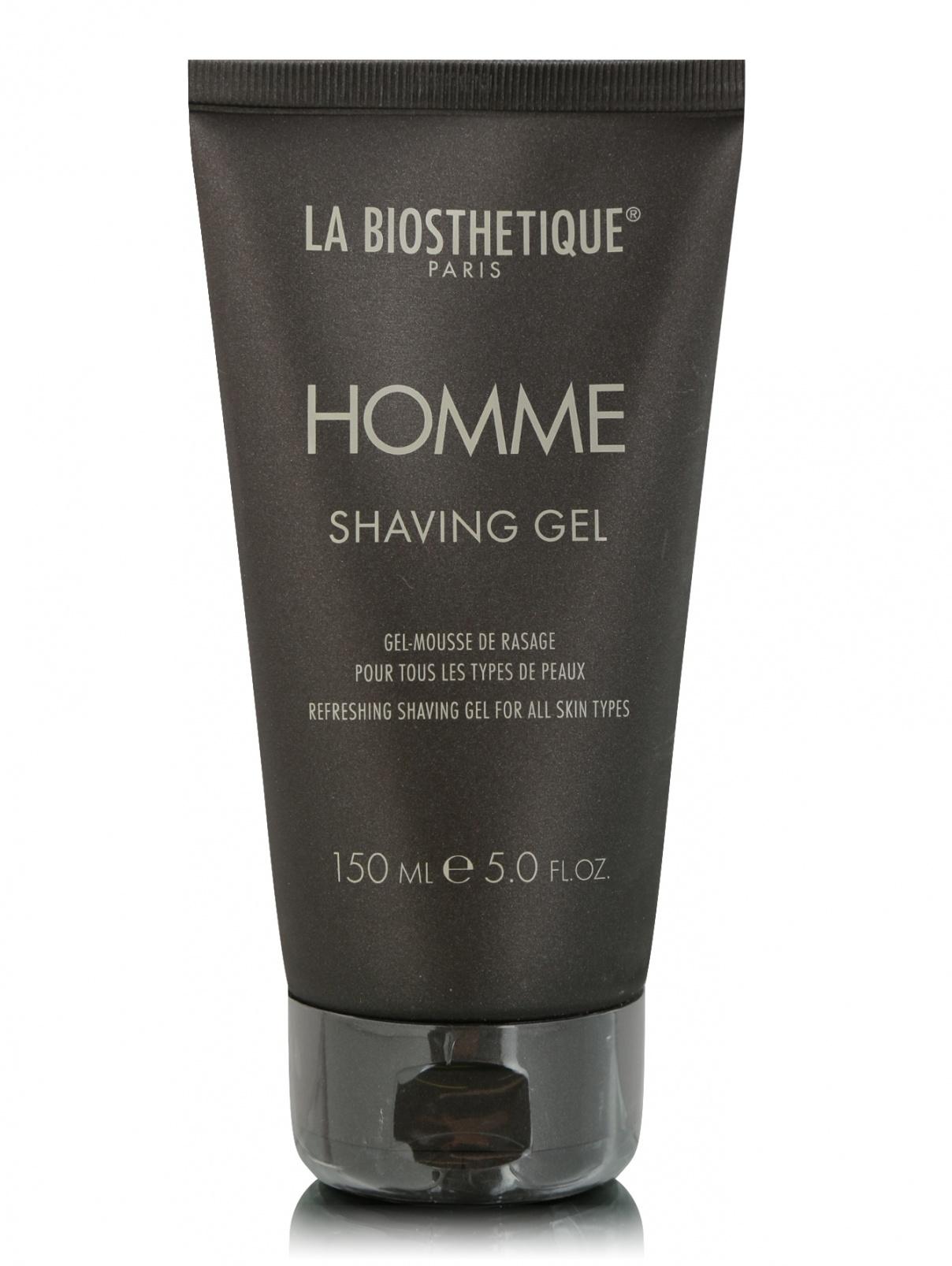 Гель для бритья для всех типов кожи 150 мл La Biosthetique  –  Общий вид