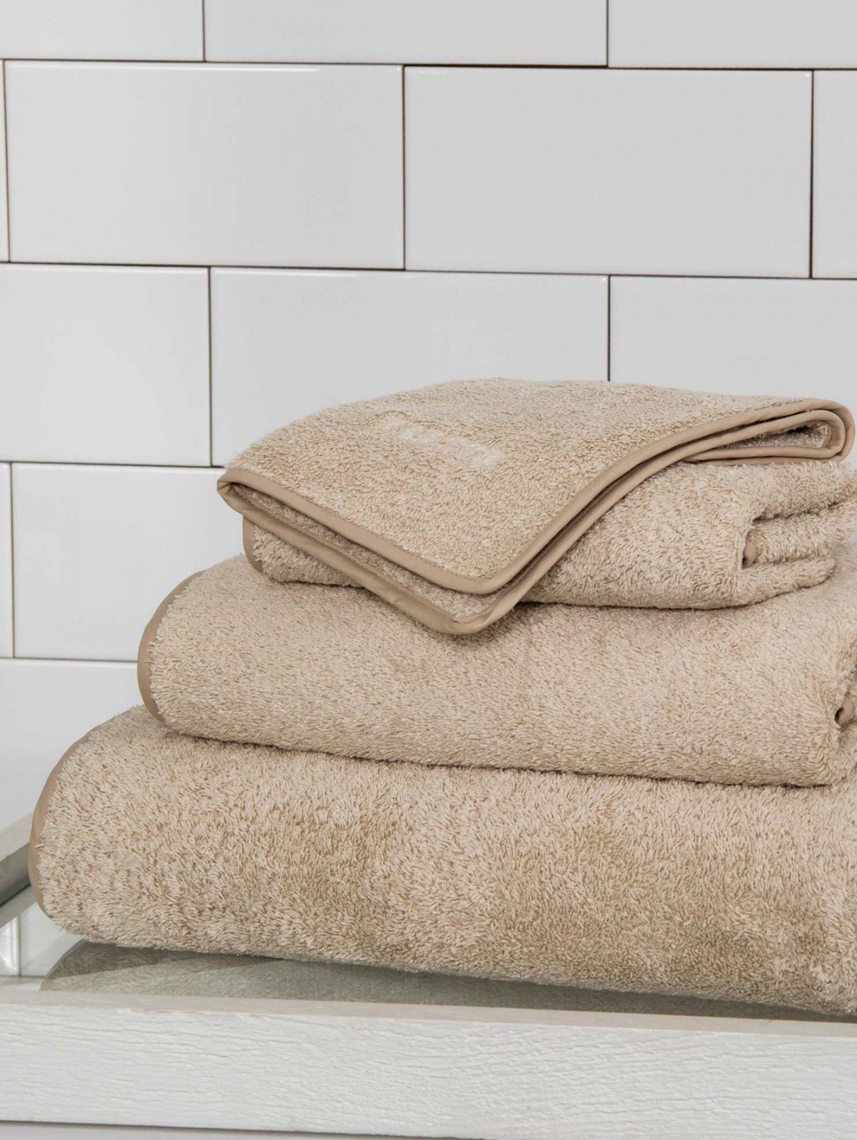 Полотенце 60 х 110 см SOLID TOWEL Frette  –  Общий вид