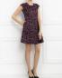Платье-мини с узором Sportmax Code  –  Модель Общий вид