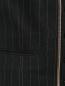 """Жилет из хлопка и льна с узором """"полоска"""" Antonio Marras  –  Деталь"""