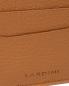 Визитница из кожи LARDINI  –  Деталь