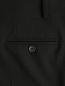 Укороченные брюки из шерсти Michael Kors  –  Деталь