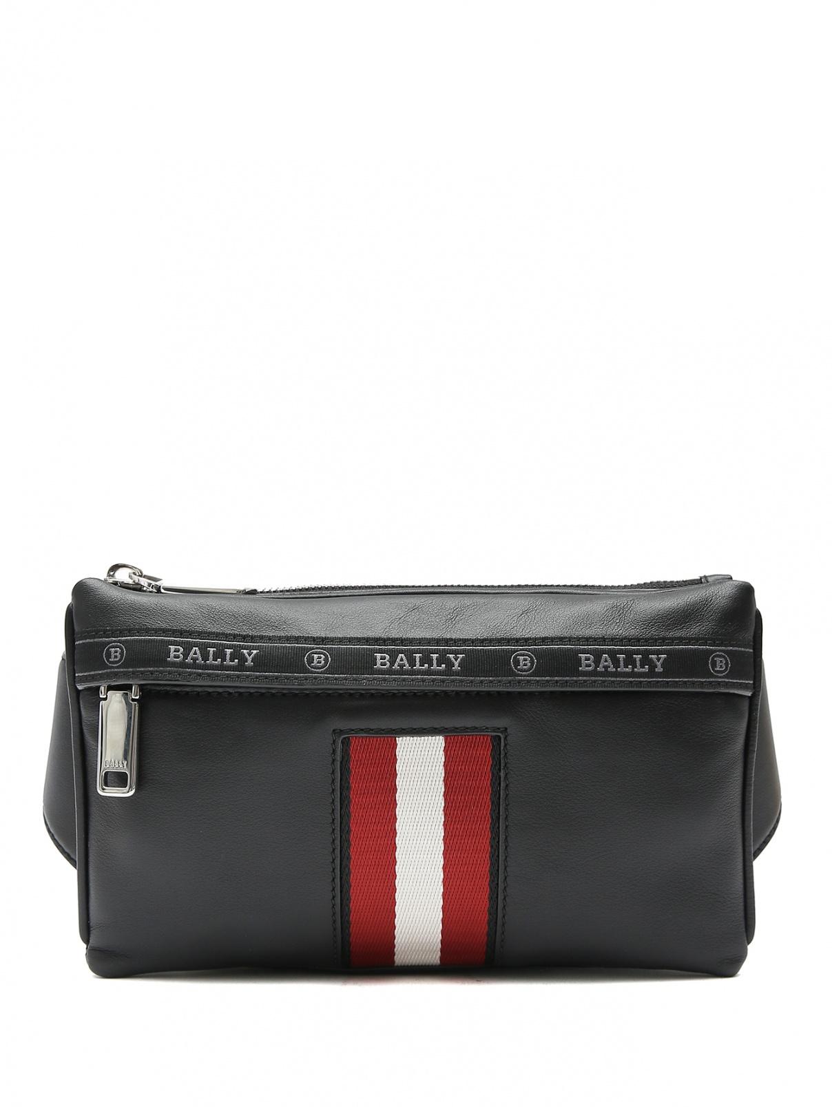 Поясная сумка из кожи Bally  –  Общий вид