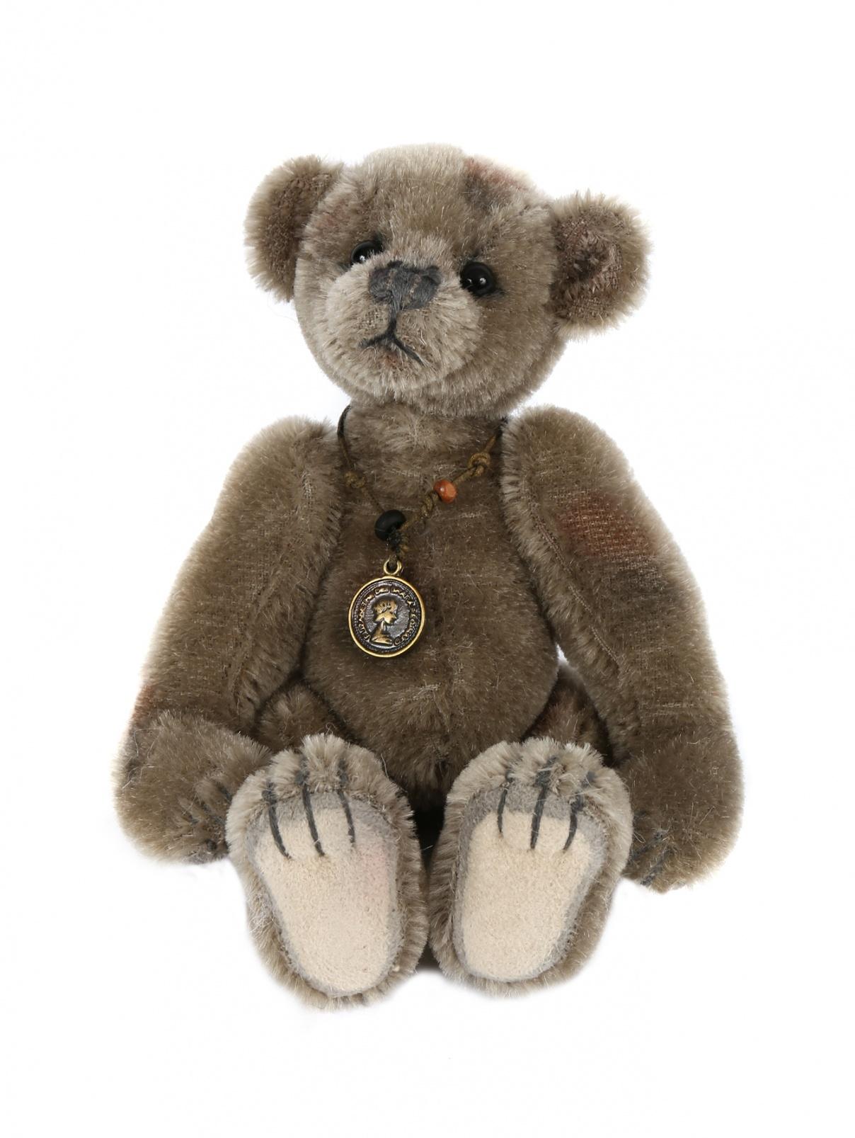 "Плюшевый мишка ""SCRUFF"" Charlie Bears  –  Общий вид"