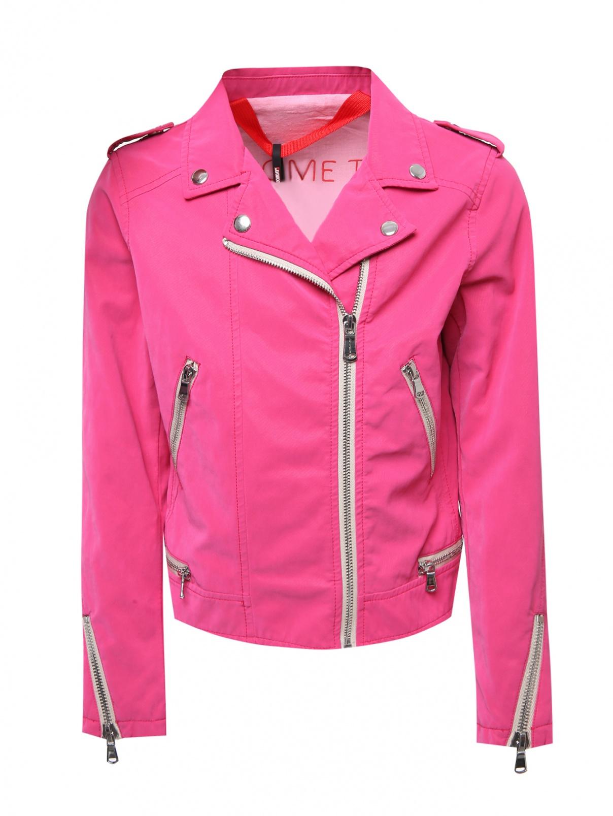 Куртка-косуха с молниями Freedomday  –  Общий вид