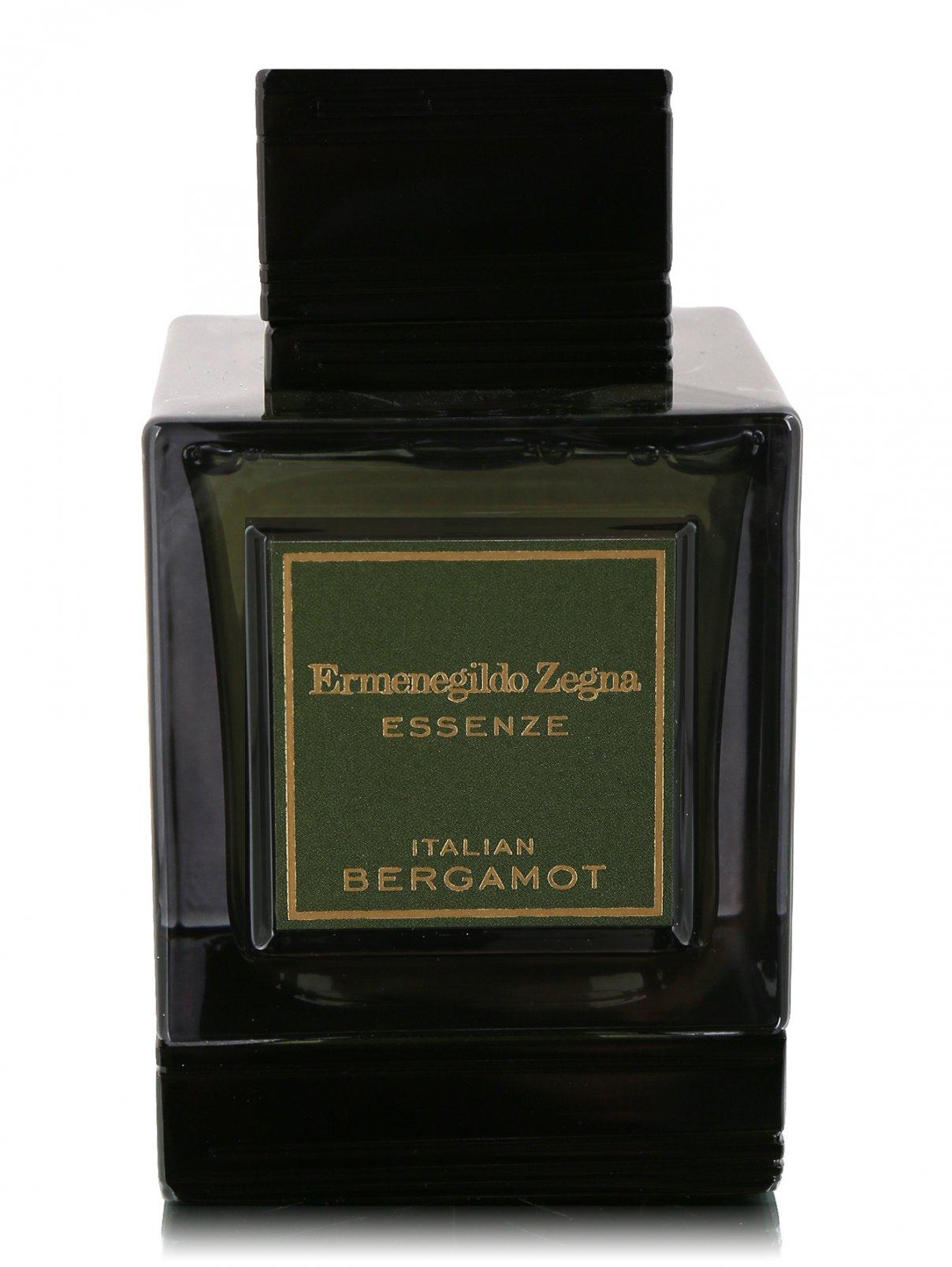 Парфюмерная вода 100 мл Italian Bergamot Essence Ermenegildo Zegna  –  Общий вид