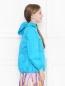 Куртка ветрозащитная с капюшоном Moncler  –  МодельВерхНиз2