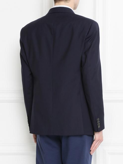 Пиджак из шерсти - Модель Верх-Низ1