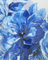 Широкий шарф с цветочным узором Marina Rinaldi  –  Деталь
