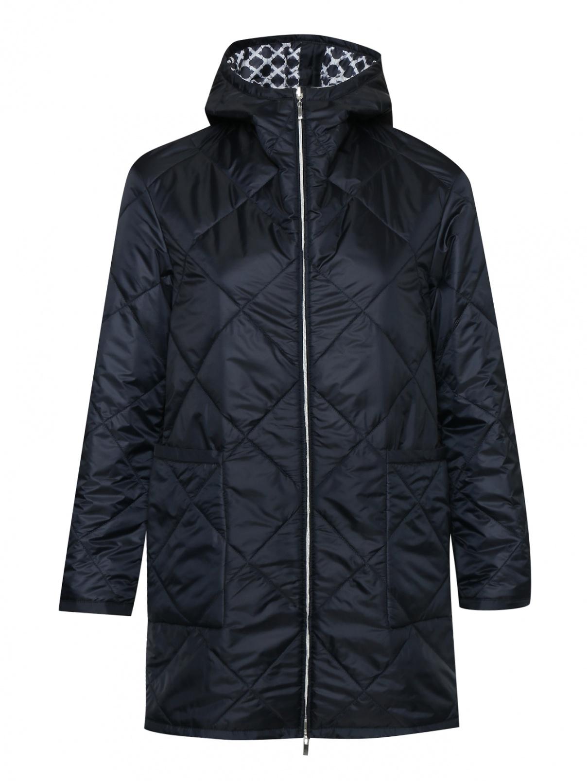 Куртка стеганая с капюшоном Max Mara  –  Общий вид