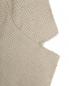 Пиджак однобортный из льна и хлопка с аппликацией Ermanno Scervino  –  Деталь1