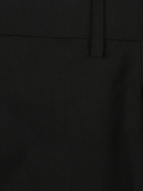Брюки-галифе из шерсти  - Деталь