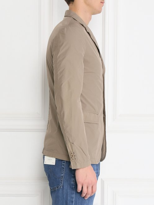 Куртка на пуговицах - Модель Верх-Низ2