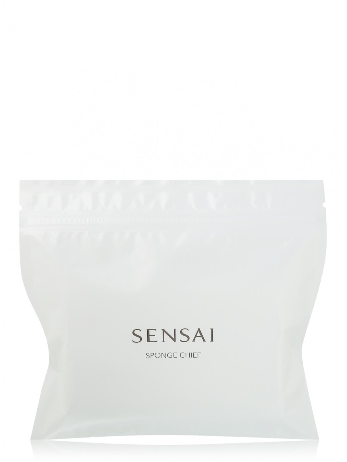 Губка для очищения кожи ACCESSIRIES Sensai  –  Общий вид