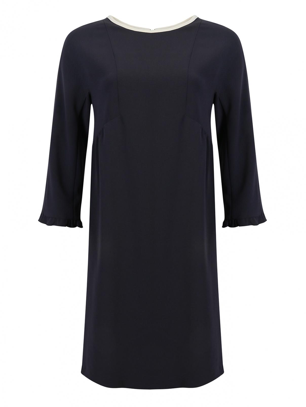 Платье с контрастной отделкой Weekend Max Mara  –  Общий вид