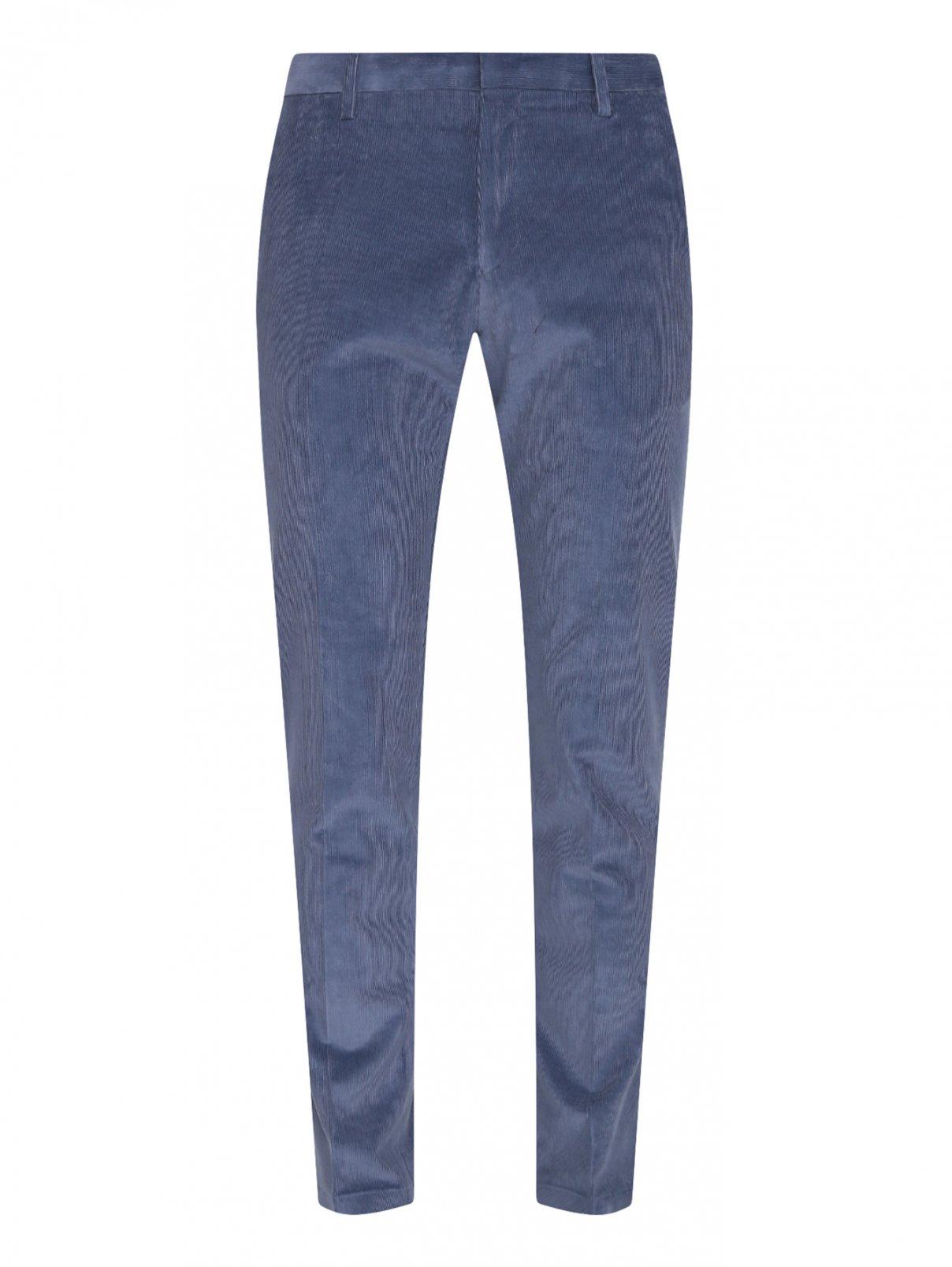 Классические брюки из хлопка Paul Smith  –  Общий вид