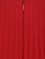 Плиссированное платье-мини Red Valentino  –  Деталь