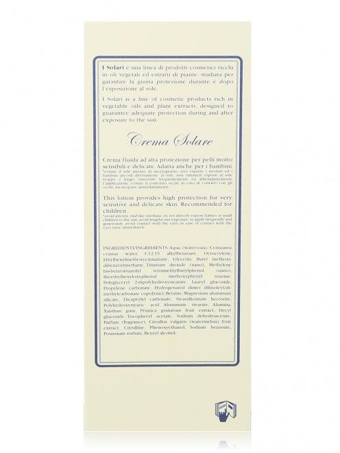 Солнцезащитный крем SPF50 250 мл Santa Maria Novella - Обтравка2