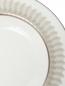 Тарелка суповая из фарфора с геометрическим узором Haviland  –  Деталь