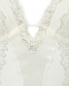 Боди декорированное вышивкой La Perla  –  Деталь