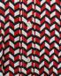 Платье из шелка свободного кроя с узором Weekend Max Mara  –  Деталь