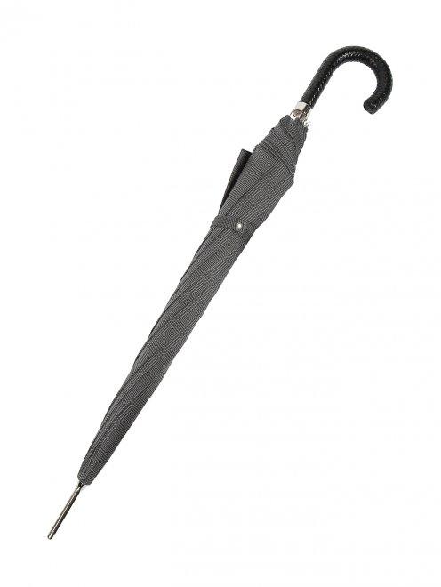 Зонт-трость с узором Pasotti - Обтравка2