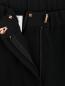 Укороченные брюки на резинке Cedric Charlier  –  Деталь1