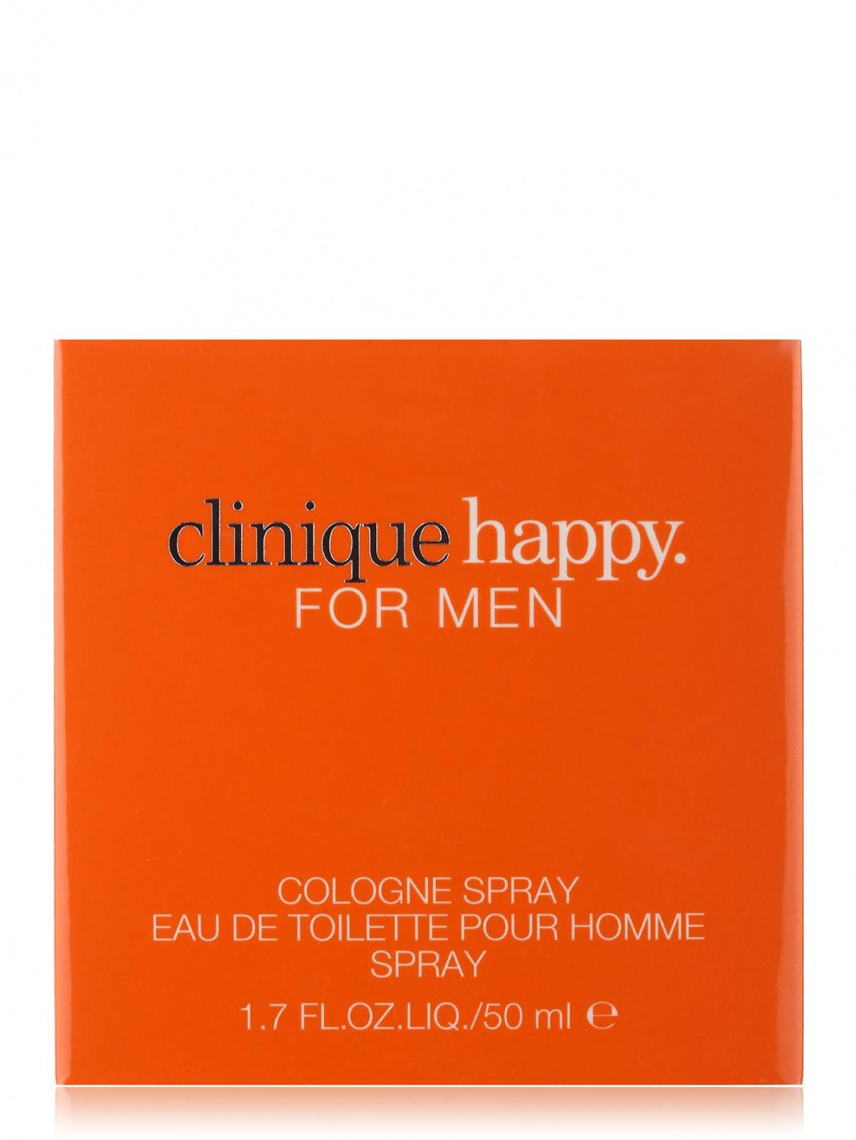 Одеколон - Clinique Happy, 50ml Clinique  –  Модель Общий вид