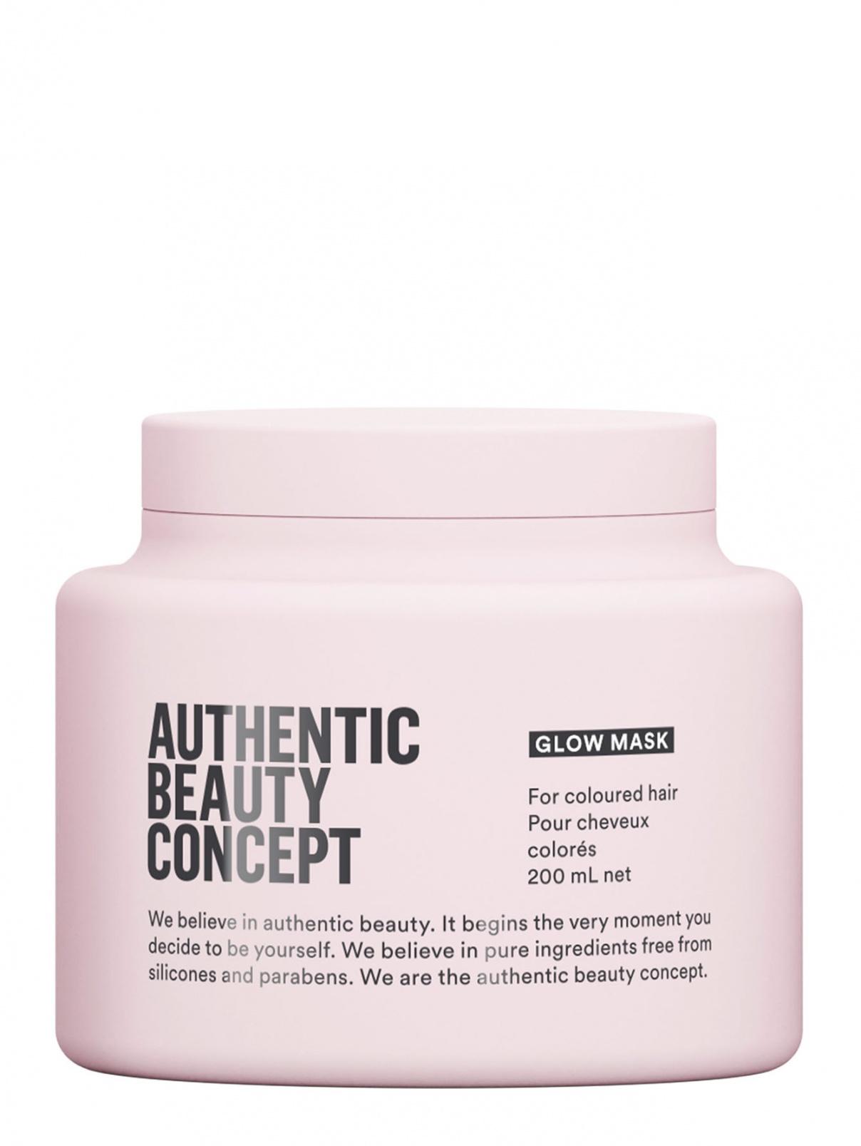 Маска для окрашенных волос Glow Mask 200 мл Authentic Beauty Concept  –  Общий вид