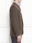 Пиджак однобортный  из шерсти Boglioli  –  Модель Верх-Низ2